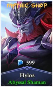Abyssal Shaman (Elite Skin Hylos)