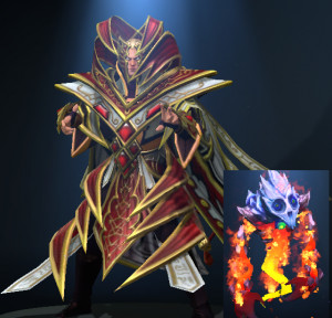 Volatile Majesty (Invoker Set)
