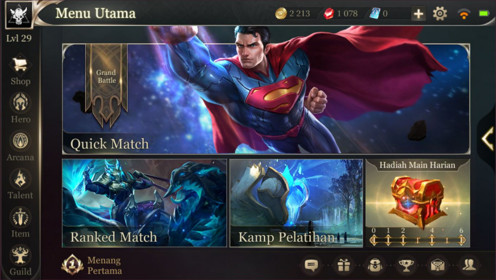 Arena of Valor Rank Silver I