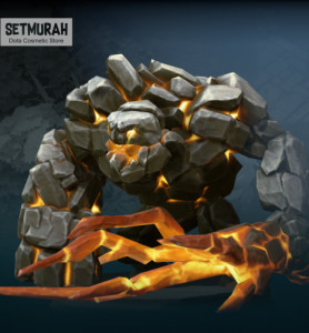 The Igneous Stone (Tiny Set)