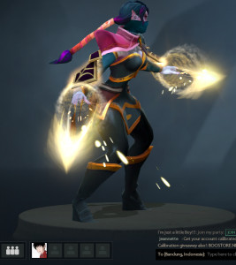 Inscribed Focal Resonance (Immortal Templar Assassin)