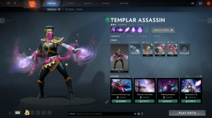 The Dreaded Bravo (Templar Assassin Set)