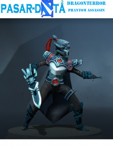 Dragonterror (Phantom Assassin Set )