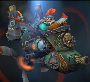 Dwarf Gyrocopter  (Gyrocopter Set)