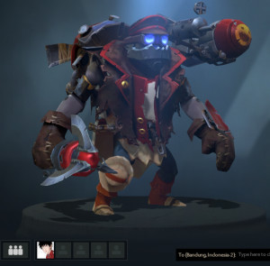 The Keen Commander (Clockwerk Set)