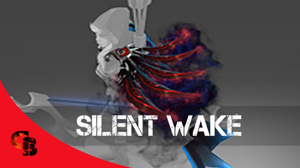 Silent Wake (Immortal Drow Ranger)