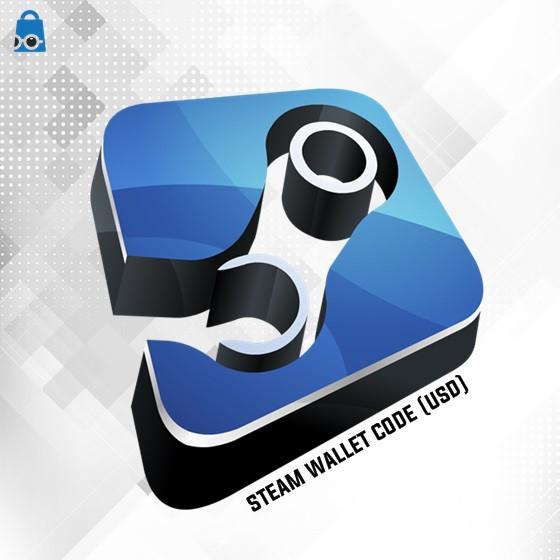 Steam Wallet Code - US$100