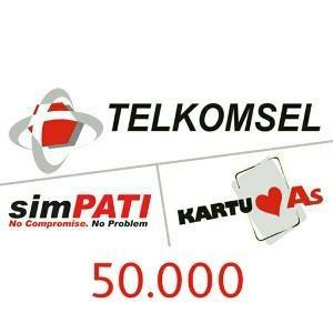 PULSA 50K