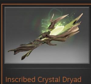 Crystal Dryad (Immortal Tiny)