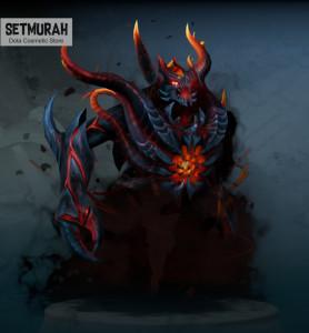 Fathomless Ravager (Shadow Fiend Set)