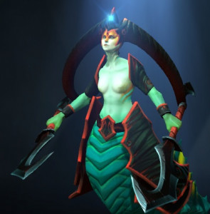 The Slithereen Exile (Naga Siren Set)