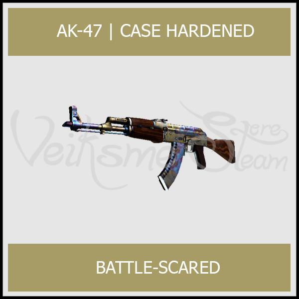 AK-47 | Case Hardened (Classified Rifle)