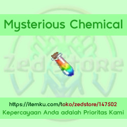Mysterious Chemical