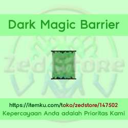 Dark Magic Barrier
