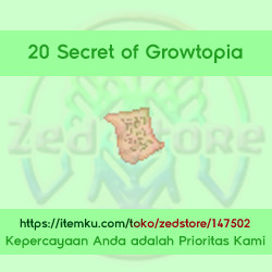 Secret of Growtopia