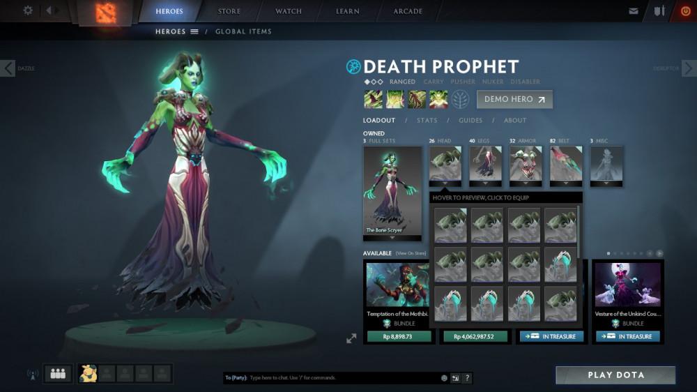 The Bone Scryer (Death Prophet Set)