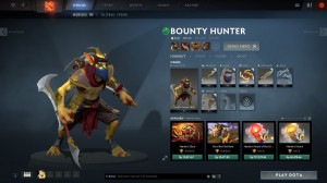 Hunter in Distant Sands (Bounty Hunter Set)