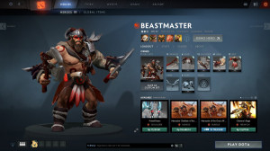 Tribal Stone (Beastmaster Set)