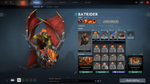 Flamestitched Suitings (Batrider Set)