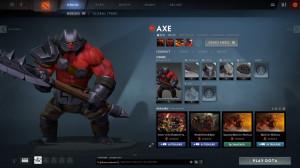 Saberhorn's Armor (Axe Set)