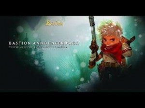 Announcer Pack Bastion (Announcer + Megakill)