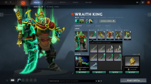 Armor of Eternal Reign (Wraith King Set)