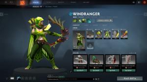 Flight of the Sparrowhawk (Windranger Set)