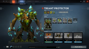 Moonshard Overgrowth (Treant Protector​ Set)