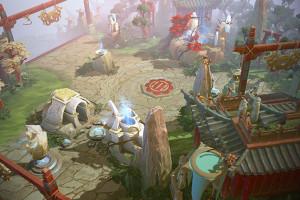 The King's New Journey (Monkey King Terrain)