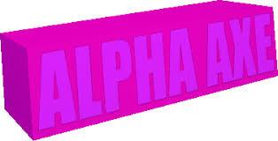 Alpha and Beta Axe Box