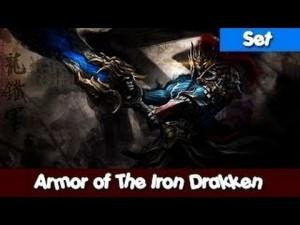 Armour of The Iron Drakken (Sven Set)