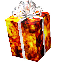 Fire and Sweet Gift Box