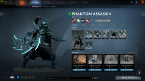 Nimble Edge (Phantom Assassin Set)
