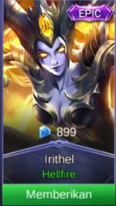 Epic Irithel Healfire