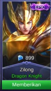 Epic Zilong