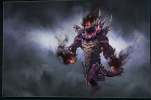 Stygian Maw (Shadow Demon Set)