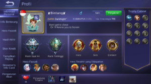 Mobile Legends 12Skin All Unbind