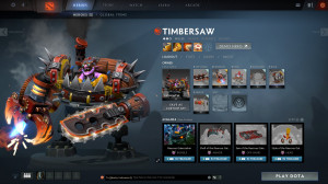 Timbersaw Mix Set