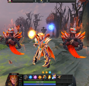 Relics of Glorious Inspiration (Invoker Set)