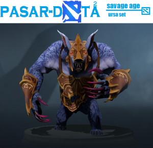 The Savage Age (Ursa Set)