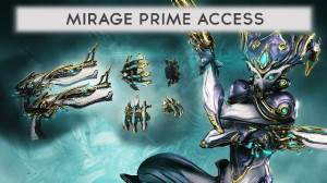 New Akun isi Mirage Prime Access PRISM Pack