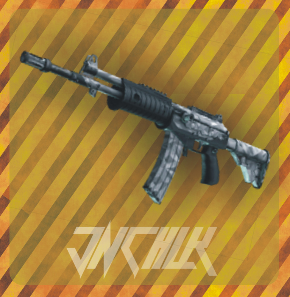 Galil AR | Shattered (Well-Worn)