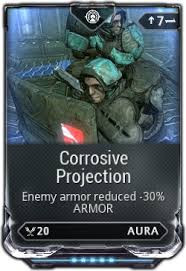 Corrosive Projection (Mod)