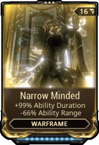 Narrow Minded (Mod)