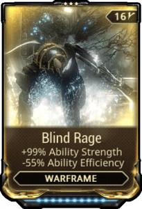 Blind Rage (MOD)