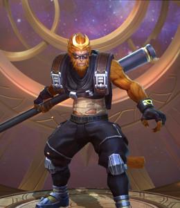 Agent (Skin Wukong)