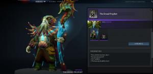 The Dread Prophet (Nature's Prophet Set)