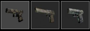 Industrial Grade pistol