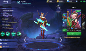 Christmas Cheer (Elite Skin Karina)