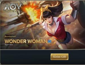 Bombshell ( Wonder Woman )